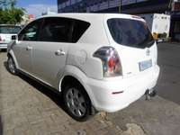 Image of 2006 model toyota verso 1.6,white,94 000km,2keys,for sale