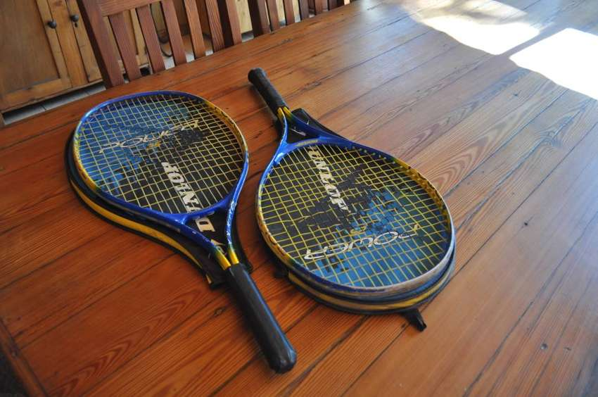 Dunlop Junior Tennis Rackets 0