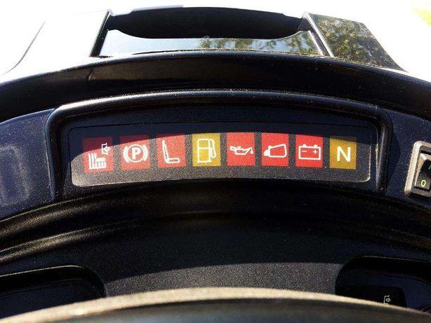 Traktorek ogrodowy Alpina Briggs 22 KM 2 cylindry 102 cm 3 lata gwar. Radomsko - image 8