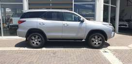 2017 Fortuner GD-6 4X2 A/T