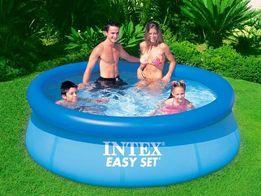 Надувной бассейн басейн Easy Set Intex (Интекс) 305х76 см