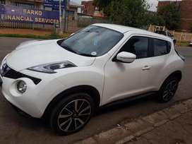 I'm selling my Nissan Juke 2015 model in a perfect condition