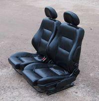 Продам сидения RECARO №77(кожа с выдвижными валиками)