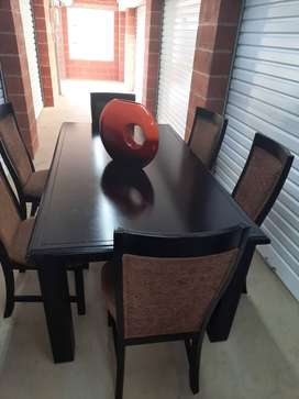 Dining room set( table and chairs )