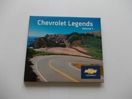 Chevrolet Legends - volume 1 - cd