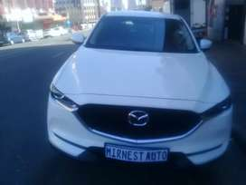 Mazda CX5 Good Condition, Cloth Seats,Airbags, Service Book