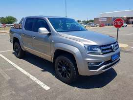 2017 Volkswagen Amarok 2.0BiTDi Highline 132KW Double Cab 4Motion