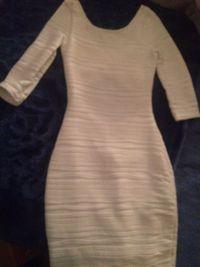 Sliku od haljine markirane ZARA I GUESS