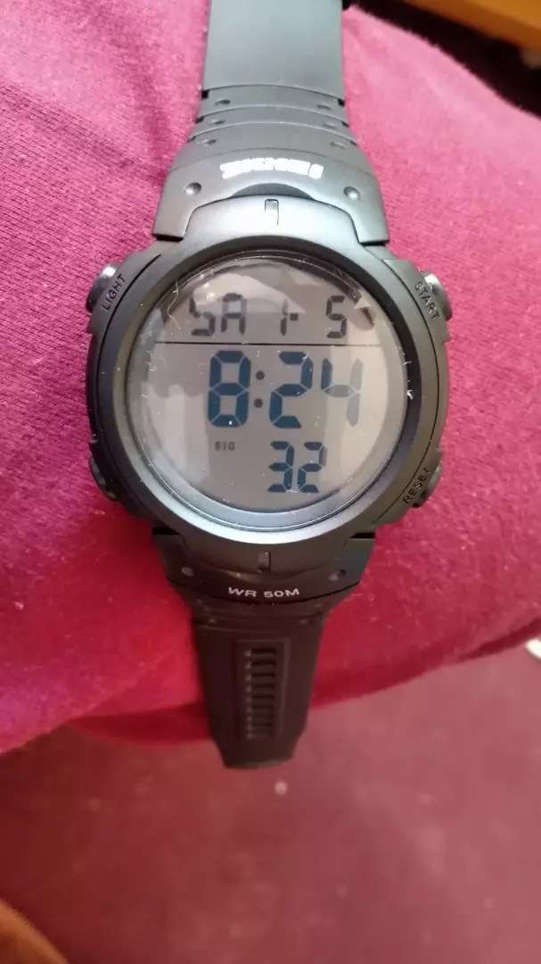 Skmei 1068 LED Digital Military Watch  0