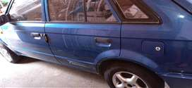 2001 Ford Tracer
