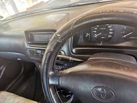 Toyota corolla always serviced upto date with books.. Excellent runner
