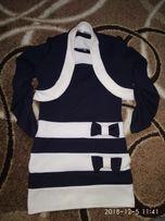 Школьный костюм для девочки 128