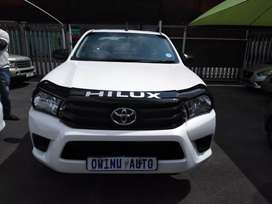 Used 2018 Toyota hilux GD-6