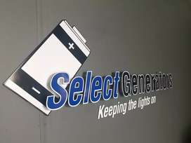 Get our Amazing Select Gen 7kva Now! Delivered straight to your door!