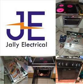Stove & Oven repairs on site