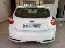 2013 Ford focus ST + power turbo