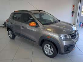 2019 Renault Kwid 1.0 Climber (ABS), Brown with 22000km available now!