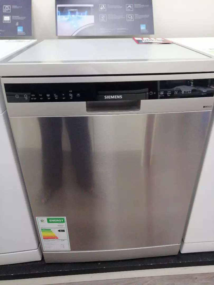 Siemens dishwasher 0