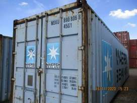 Wanted 6m and 12m shipping containers