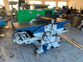 ROBINSON PLANER THICKNESER COMBINATIONN MACHINE 610mm