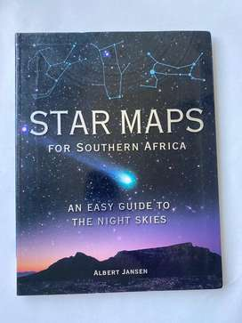 Star maps for Southern Africa