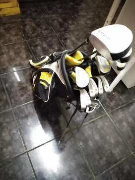 Golden bear atack golf set
