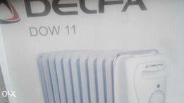Обогреватель маслянный DELFA 11 секций 2500 Вт.