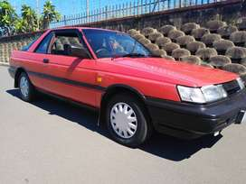 1989 Nissan Sentra Coupe 1.6GXE