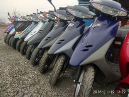 Продам скутер Хонда Дио 27 без пробега по Украине с контейнера