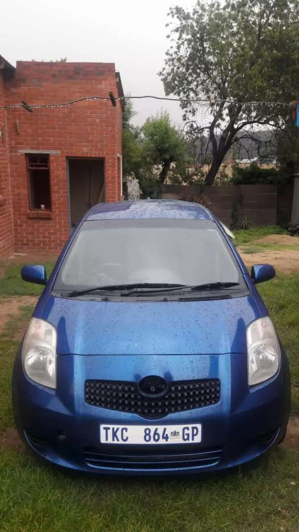 2008 Toyota Yaris T3 For Sale. 0