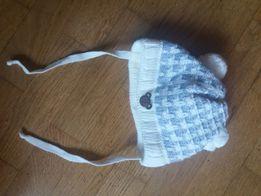 Детская зимняя шапка
