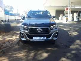 2020 Toyota Hilux 2.4 GD6 automatic