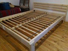 Кровать из дерева под ортопедический матрас