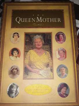Collectors book queen mother