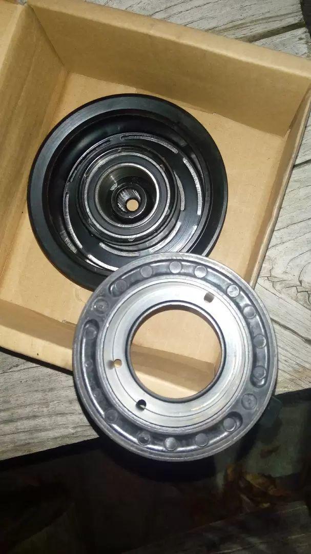 Klima Denso ca535 el.magnetna sklopka za Fiat Stilo, Toyota Corolla 0