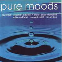 Image of Pure Moods - Compilation (CD)