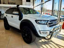 2017 Ford Everest XLT 4W0 Auto 3.2