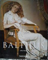 """Album """"Balthus"""" Gilles Neret, wyd. Taschen"""