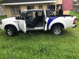 2008 Ford Ranger 3.0 TDCI, Accident free, Tyres 90%, immaculate condit