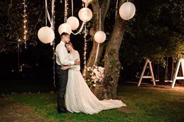 Свадебное оформление . Свадьба. Церемония. Фото- зона.