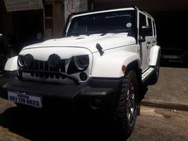 Jeep Wrangler 2.8 Covertible Sunroof