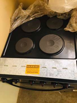 Selling this brand new stove serious buyers only no delivery