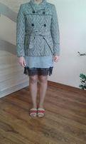 Płaszcz damski jesienno zimowy r 38