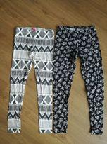 Legginsy leginsy spodnie HM New Yorker Fishbone