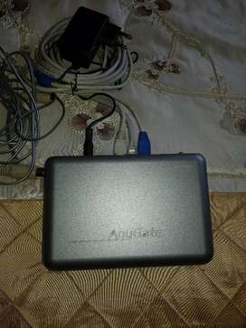 Any Gate Router