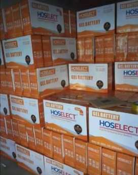 200AH Hoselect Batteries