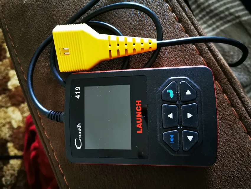 Diagnostic tool. Launch C Reader 419 0