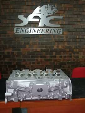 VW Polo Tsi cylinder head reconditioning