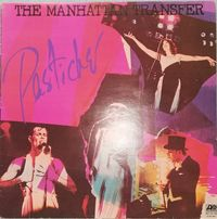 Vinyl Pastiche
