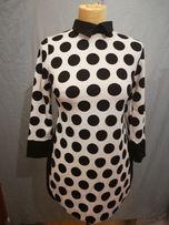 bluzka bluzeczka kropki